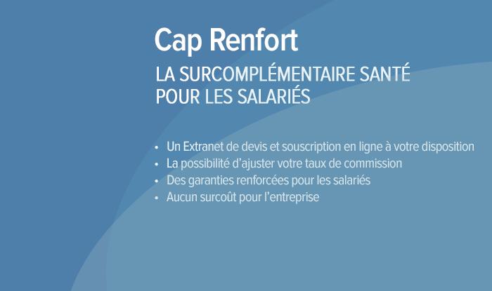 carrousel cap renfort