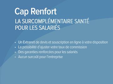 Cap Renfort