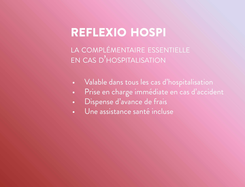 Garanties spécial hospitalisation